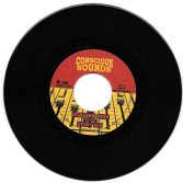 Danny Red - Blazing Fire / Drumma Zinx - Human Dub 1 (Conscious Sounds) 7""